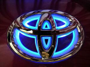 2010 Toyota Tacoma Headlights Toyota LED Emblem | eBay
