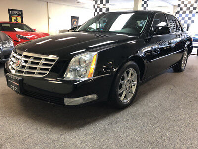 2011 Cadillac Deville  Low Mile Dts Free Shipping Warranty Clean Carfax 2 Owner Cheap Luxury Finance