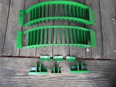 John Deere Parts ROUND BAR CONCAVE InSERTS BH84294 and AH230111