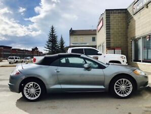Mitsubishi Eclipse Spyder - Low kms, Leather, Heated Seats