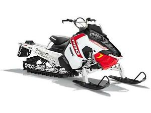 Polaris Pro RMK and other 16 model blowout being sold at invoice