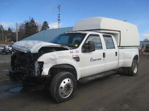 2010 Ford Super Duty F-450 DRW XL **BRANDED SALVAGE**