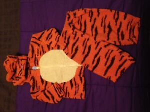 2-Piece Tigger Costume, size 3 months ($10)
