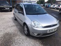 2005 Ford Fiesta 1.6 Ghia 5dr 2 PREVIOUS OWNER+2KEYS+LEATHER