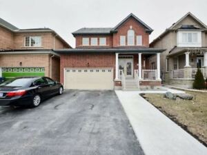 Wow! Beautiful Detached House In The Heart Of Springdale.