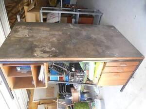 Steel Framed Desk. Katoomba Blue Mountains Preview
