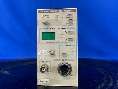 Tektronix Am503b Current Probe Amplifier