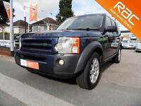 Land Rover Discovery 3 2.7TD V6 auto 2006MY SE - 7 Seater