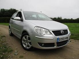 Volkswagen Polo 1.2 ( 60ps ) Match. Full Service History