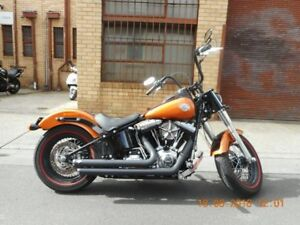 2015 Harley-Davidson FLSL Softail Slim Cruiser 1690cc Collingwood Yarra Area Preview