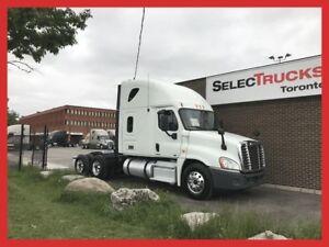 2012 Freightliner Cascadia - HEAVY SPEC!
