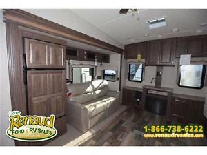 NEW 2016 Forest River Flagstaff Super Lite 526 RLWS 5th Wheel Windsor Region Ontario image 16