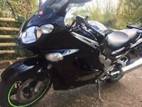 Kawasaki ZZR1200, approx 23000 miles, recent mot, good condition