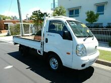 2011 Kia K2900 PU3 MY12 White Cab Chassis 2.9l RWD Redcliffe Redcliffe Area Preview
