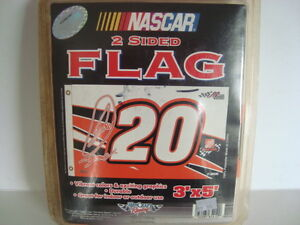 NASCAR Joey Lagono Flag 3x5 Kitchener / Waterloo Kitchener Area image 1