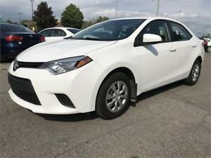 2014 Toyota Corolla CE $6,995 GROUP ELECTRIQUES BLUETOOTH