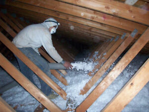 Attic Insulation Savings SAVE