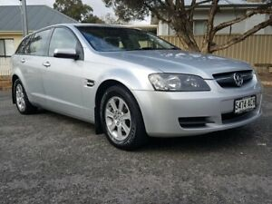 2009 Holden Commodore VE MY09.5 Omega Sportwagon Silver 4 Speed Automatic Wagon Blair Athol Port Adelaide Area Preview