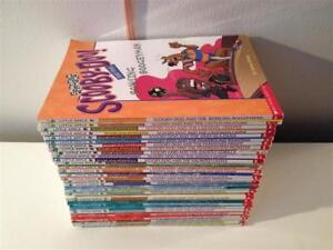 Scooby-Doo! Chapter books