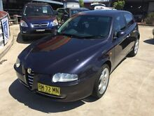 2002 Alfa Romeo 147 2.0 Twin Spark Grey 5 Speed Manual Hatchback Lansvale Liverpool Area Preview