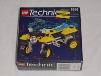 technical lego, 8826, sports cycle