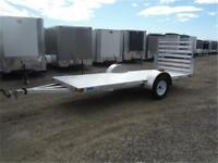 5 x 14 ALL Aluminum Utility Trailer by Alcom *TAX IN PRICES*