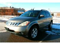 2005   Nissan Murano SL,4WD,Sunroof,Alloy,Everything power