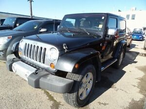 2011 Jeep Wrangler Sahara. Loaded. $0 DOWN FINANCING!!!!