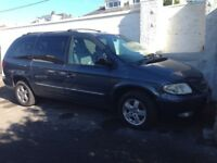 Breaking for spares CHRYSLER GRAND VOYAGER 2.5 CRD LTD (2003)