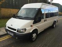 2006 Ford Transit 17 Seat Mini Bus Minibus Manual Minibus