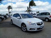 2014 Holden Cruze JH Series II MY14 Equipe White 6 Speed Sports Automatic Sedan Heatherton Kingston Area Preview
