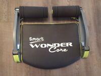 Wonder Core Smart Adjustable Full Body Workout Exercise Machine