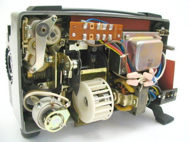 Sankyo 1000 Dualux Movie Projector Motor Drive New Belt