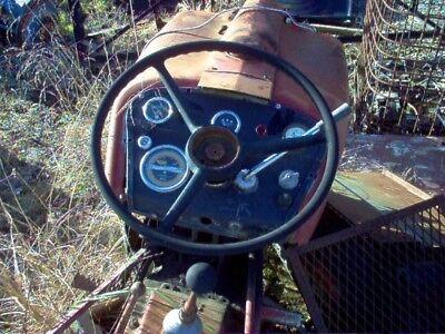 International 444 Tractor Power Steering Motor