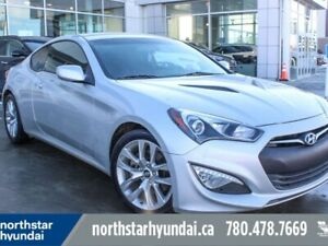 2016 Hyundai Genesis Coupe 3.8/6SPEED/PREMIUM/LEATHER/NAV