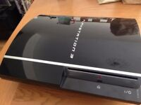 PS3 Playstation 3 for spares or repairs console only