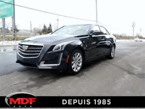 2015 Cadillac Berline CTS Traction intégrale