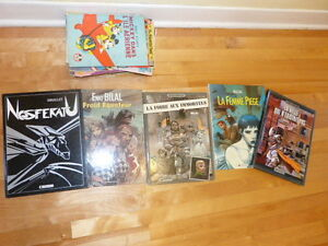 Bd lot of comics .good condition