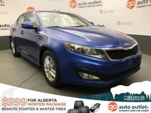 2013 Kia Optima LX+ - Heated seats BACKUP CAMERA