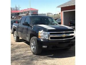 SATURDAY MORNING SPECIAL 2009 CHEV SILVERADO LTZ $6995