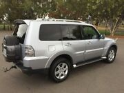 2007 Mitsubishi Pajero NS VR-X LWB (4x4) 5 Speed Auto Sports Mode Wagon Clarence Gardens Mitcham Area Preview