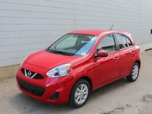 2018 Nissan Micra SV STYLE PACK WITH ALLOY WHEELS AND SPOILER, A