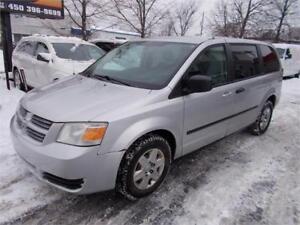 "2008 Dodge Grand Caravan C/V "" Travailleur """