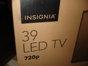39 LED SMART TV - NEW IN BOX- 250.00