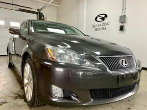 2009 Lexus IS250 AWD*Very LOW KM* GOOD CONDITION* CLEAN
