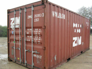 Storage Containers / Shipping Container for Rent & for Sale