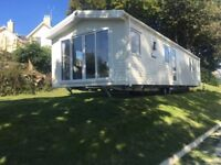 New Willerby Avonmore luxury caravan - Snowdonia, North Wales (Caernarfon).