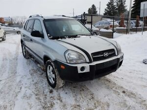 2007 Hyundai Tucson GLS-LOW MONTHLY PAYM