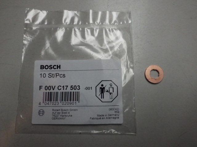 BOSCH Dichtring, Düsenhalter F 00V C17 503
