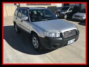 2007 Subaru Forester 79V MY07 X AWD Silver 4 Speed Automatic Wagon Fyshwick South Canberra Preview
